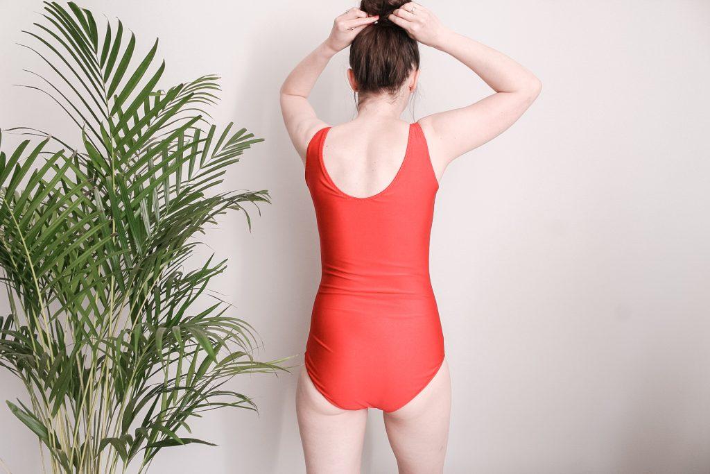 jak uszyć strój kąpielowy